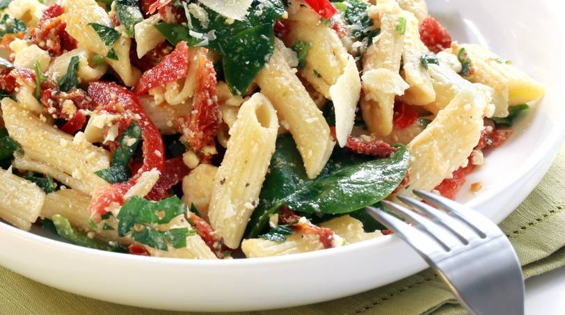 vegetarische italiaanse gerechten
